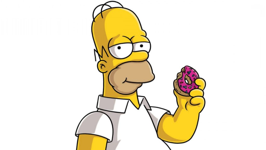 The Simpsons - Fox 2007