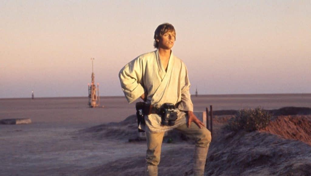 Star Wars Episode IV: A New Hope - Lucasfilm 1977