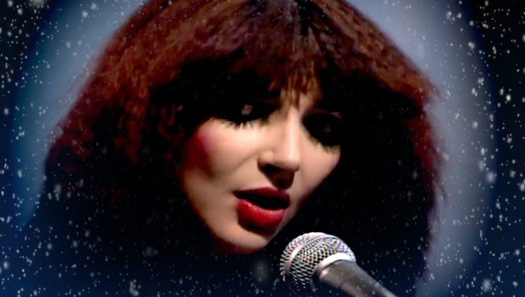 December Will Be Magic Again - Kate Bush, youtube.com 2019