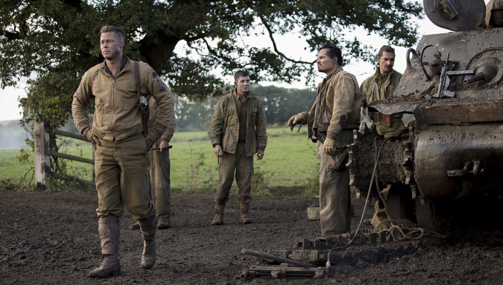 Fury - 2014 - Columbia Pictures