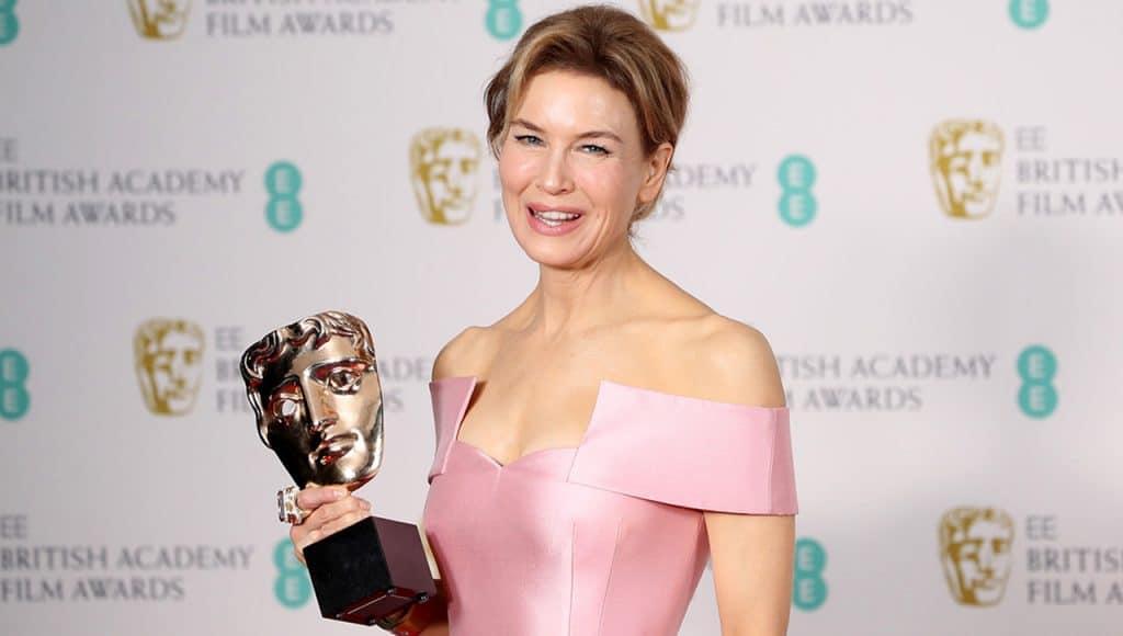 Renée Zellweger - Best Actress, Judy