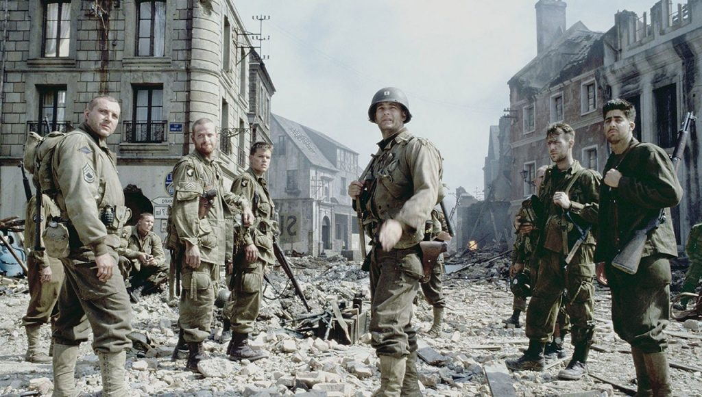 Saving Private Ryan - 1998 - DreamWorks